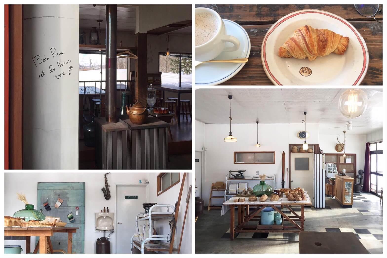 麵包與咖啡/Sokeshu製麵包×Tomoe咖啡